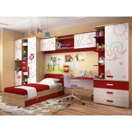 Мебель, детскую, комнату, подростка, Киев, Бровары, Вишневое, Подол,