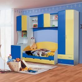 Детская комната МДД-11 Мебель детская на заказ в Киеве