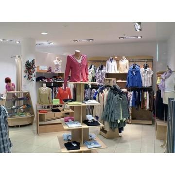 Мебель для магазина обуви и одежды - изготовление торгового оборудования  Мебель в Киеве на заказ
