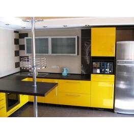 Кухни на заказ Современный кухонный гарнитур недорого-Киев и вся Украина