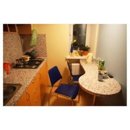Маленькая кухня МДК-66 Кухня на заказ в Киеве