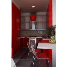 """Дизайн-проект кухни в стиле """"модерн"""""""
