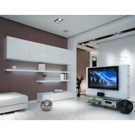 Мебель в зал или гостиную - модульные стенки для зала