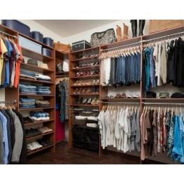 Гардеробная комната, гардеробные шкафы, секции в гардеробные комнаты, шкаф встроенный, на заказ, под заказ, Киев, Львов,