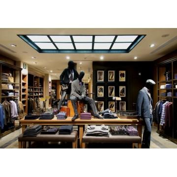 Мебель в магазин, мужской, одежды, Торговое оборудование, на заказ, Киев, Украина