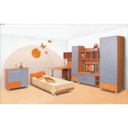 Стенка для детской, кровать, комод, детская, мебель, на заказ, Киев, область, Украина,