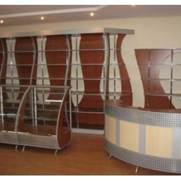 Торговая мебель, прилавки и витрины МДТ-47 Торговая мебель на заказ в Киеве и по всей Украине