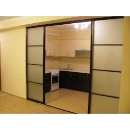 Раздвижные, двери, купе, студию, Двери, перегородки, заказ, Киев,
