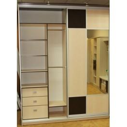 Наполняем шкаф-купе: внутреннее пространство с толком