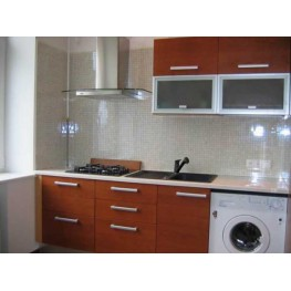 Кухня в хрушевку МДК-69 Кухни на заказ в Киеве