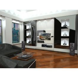 Мебель в зал, гостиную МДДз-1 Стенки горки на заказ Киев Украина