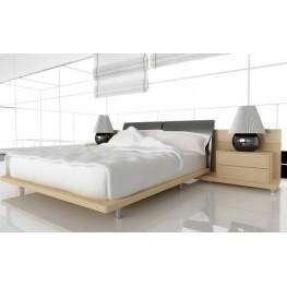 Спальня, мебель дизвайн и пространство МДС-51 Кровать, шкаф и камод на заказ в спальню для Киева, Борисполя, Броваров, Ирпени,