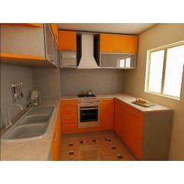 Мебель в кухню размером 8 - 9 метров МДКм-67 Кухни на заказ в Киеве