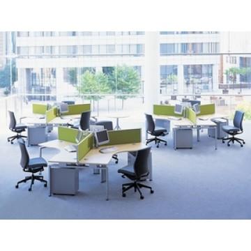 Столы офисные МО-24 Мебель для офисов на заказ в Киеве
