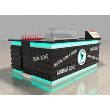 Островной модуль для кофе ОМ-КТ-006