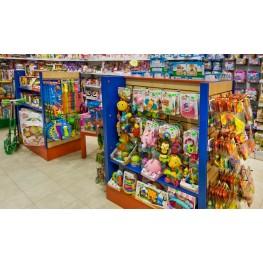 Мебель для магазина детских товаров МТЭ-31 в Киеве, Николаев, Львове.