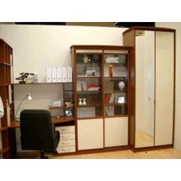 Шкаф офисный МОШ-49 Мебель для офиса банка на заказ Украина, Киев