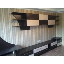 Мебель в зал, гостинную МДЗ-49 Мебель на заказ в Киеве