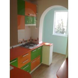 Кухня в хрущевку МДК-67 Кухни на заказ в Киеве