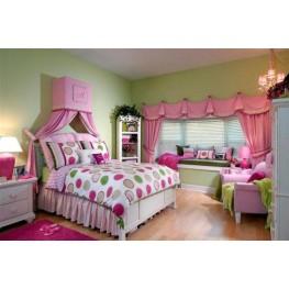Комната девочки подростка идеи оформления, дизайна и мебели