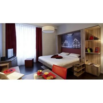 """Кровати для гостиниц Мебель для гостиничных номеров """"под ключ"""""""
