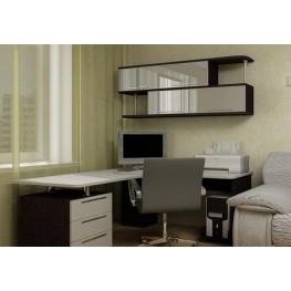 Большой, угловой, компьютерный, стол, заказ, мебель, киев, Чернигов,